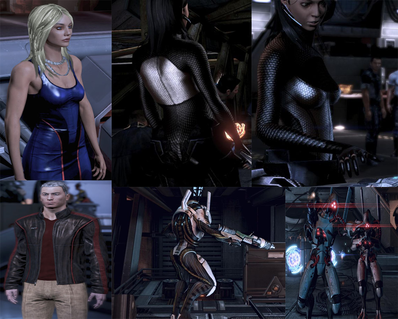 Mass effect 3 nudity patch hentai toons