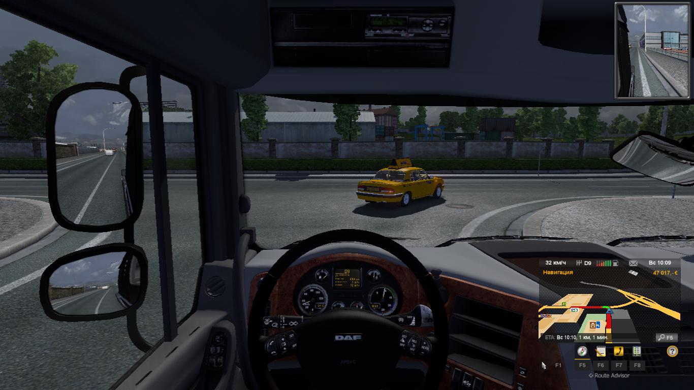 скачать русские машины для euro truck simulator 2