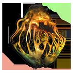 Croquis concept pour medusa - stalker