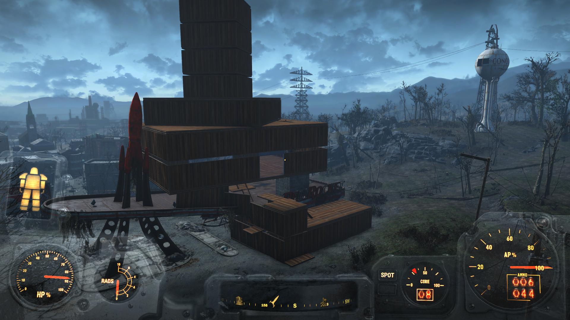 Fallout 4 читы Клей