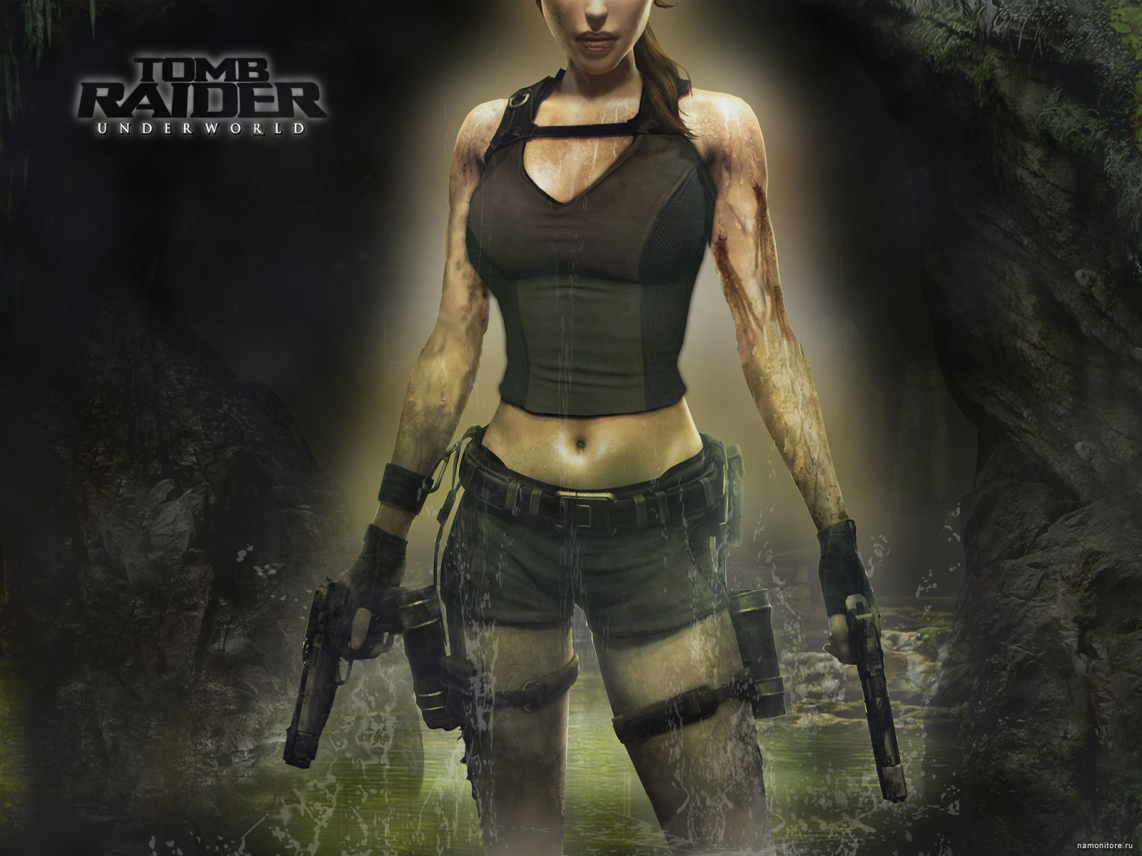 Tomb raider underworld lara croft henti vido fucking video