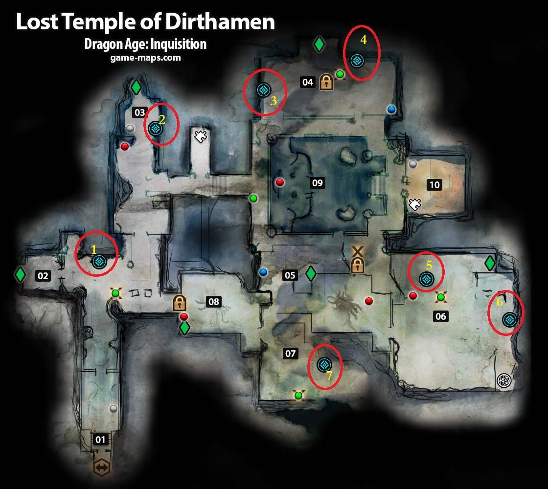 temple of dirthamen руны в забытом храме форумы обсуждение помощь проблема не запускается решение ошибки
