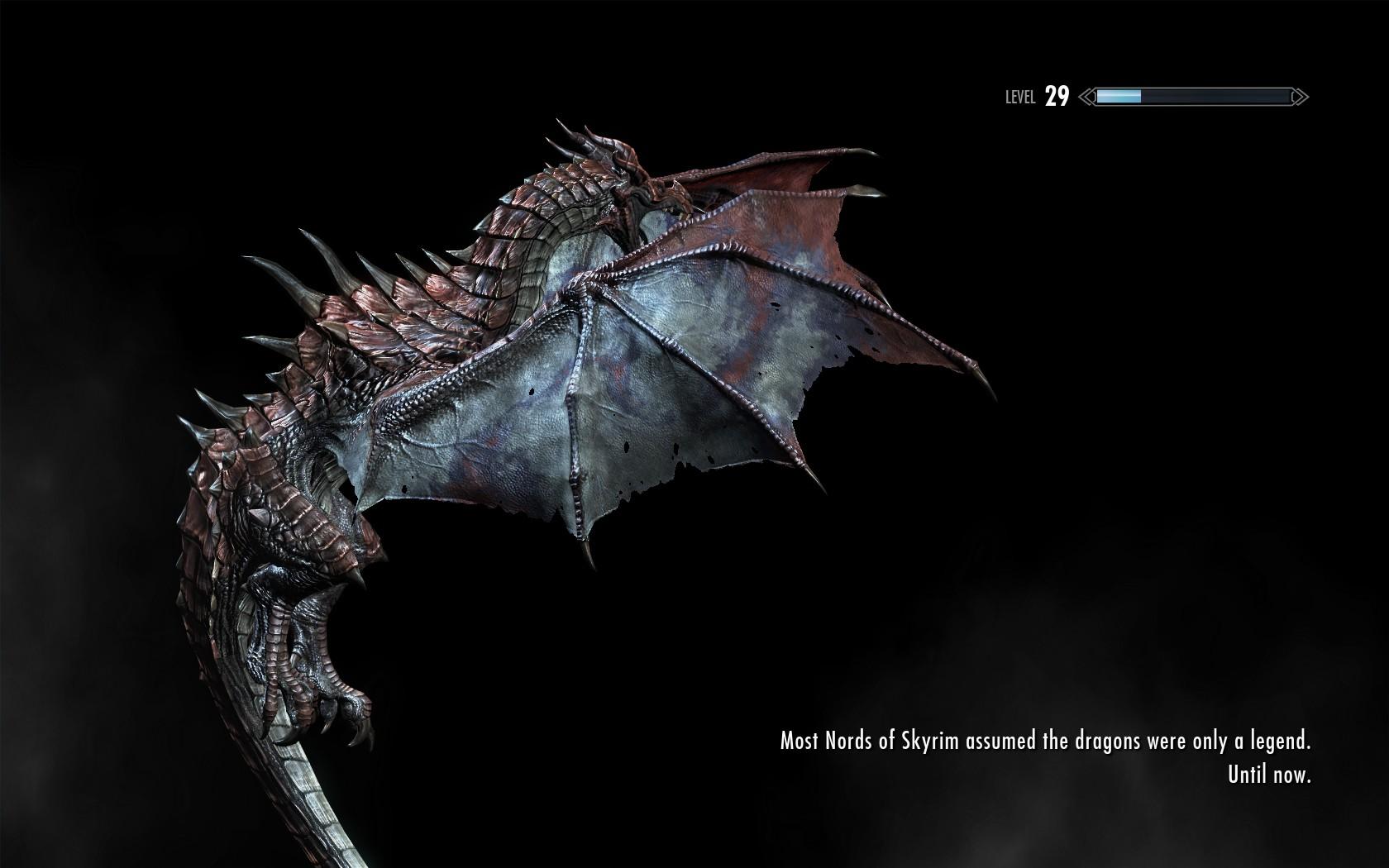 """TES 5 Skyrim """"Улучшенные текстуры драконов ...: playground.ru/files/tes_5_skyrim_uluchshennie_teksturi_drakonov-65229"""