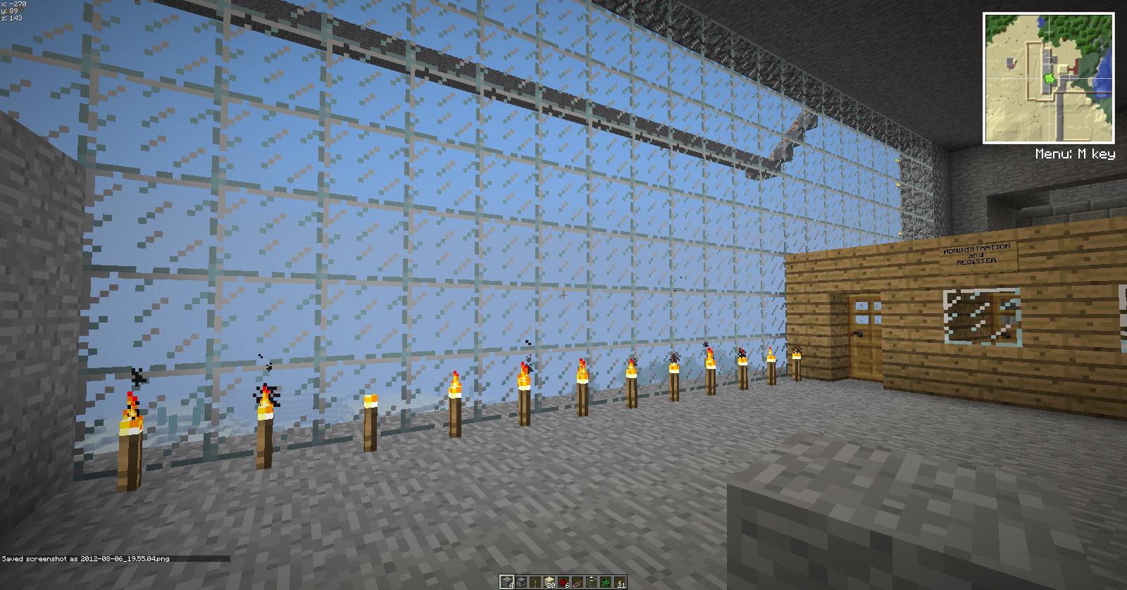 Minecraft отель дом жд