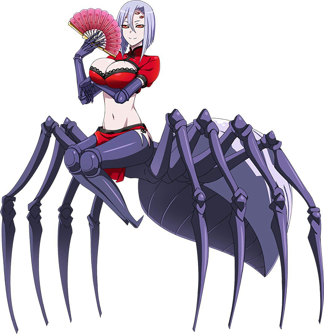 Monster spider woman hentai adult pictures