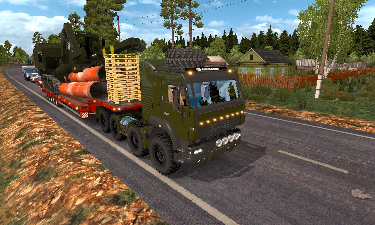Игра euro truck simulator 2 1. 30. 1. 14s + 56 dlc 2013 на пк repack.