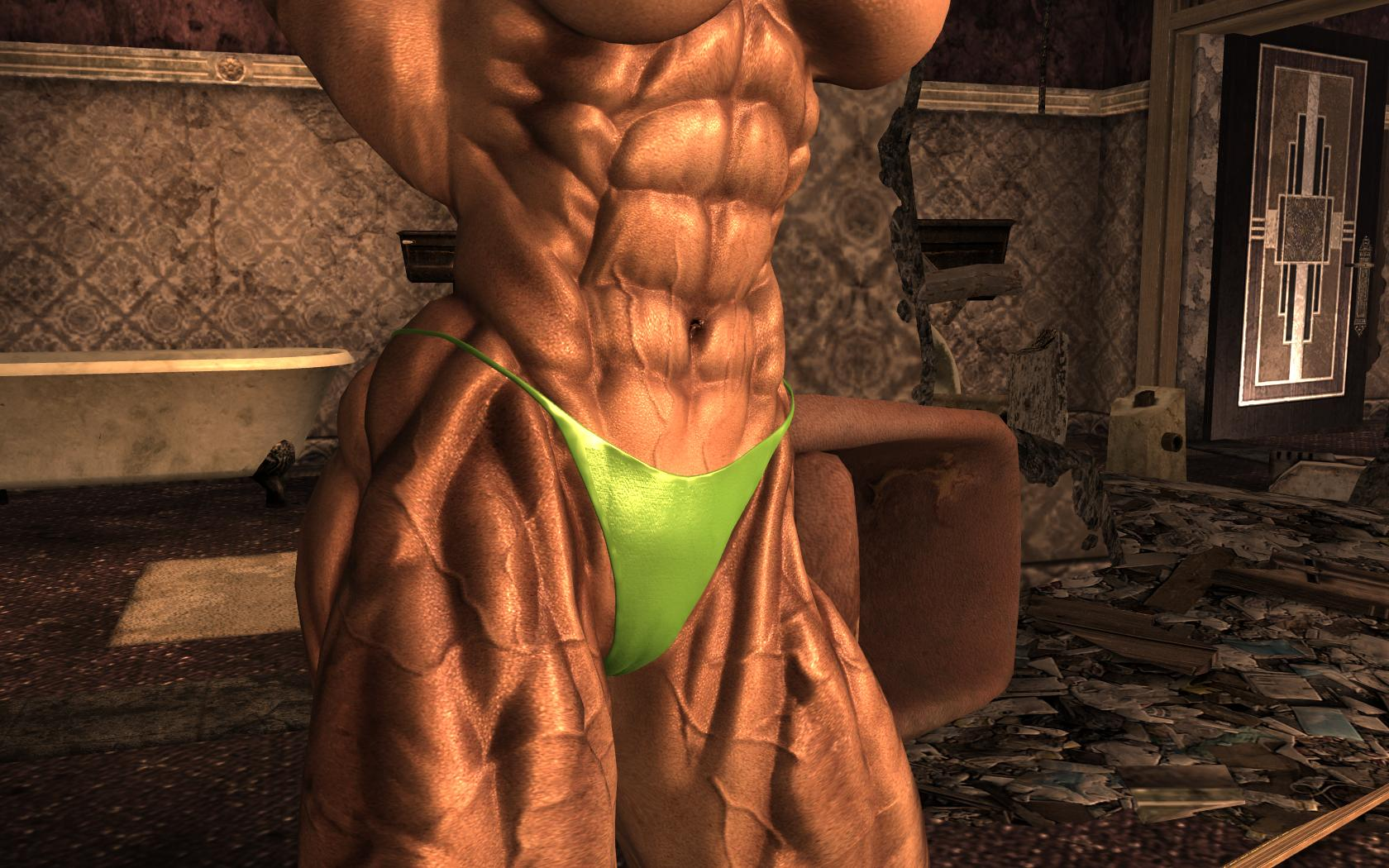 Fallout new vegas gomorrah animated sex mod nude scenes