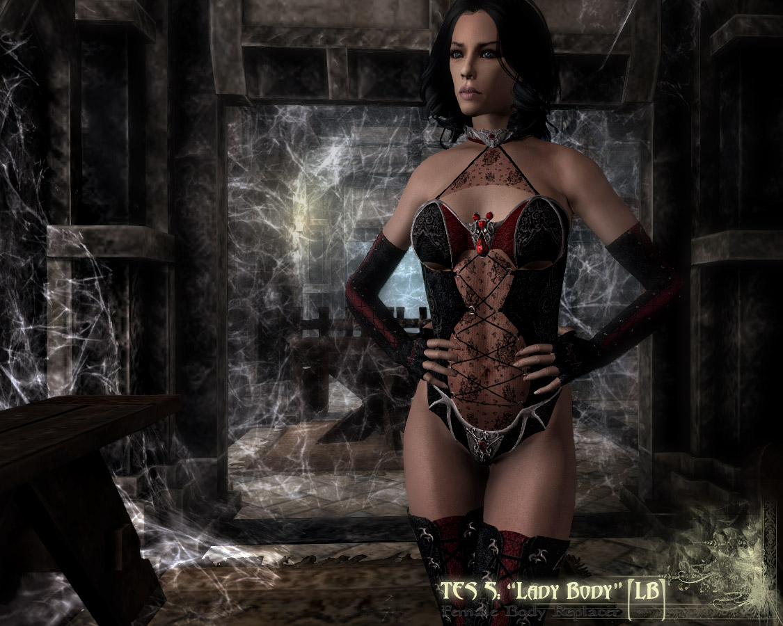 Dimonized Unp Female Body Replacer Mod