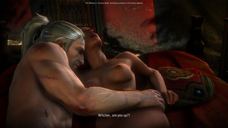 Лучшие эротические сцены в играх.