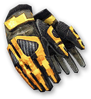 Варфейс подарок боевые перчатки 30