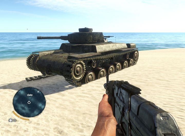Far cry 3 vehicles pictures