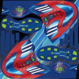 Fifa 12 бутсы месси adidas f50 adizero micoach
