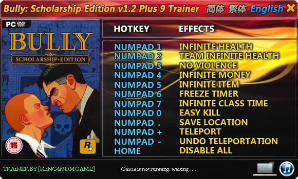 bully scholarship edition no cd crack