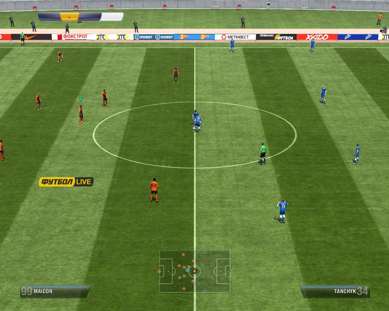 FIFA 13 ПАТЧ UPL 2,0 BOJARsky .