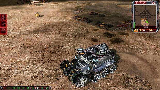 Скачать мод для command conquer 3 tiberium wars