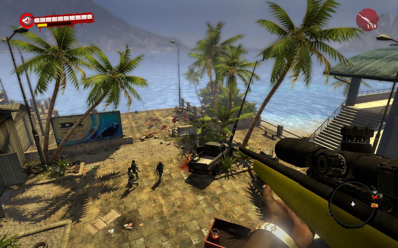 Параметры оружия - Dead Island вики - Wikia