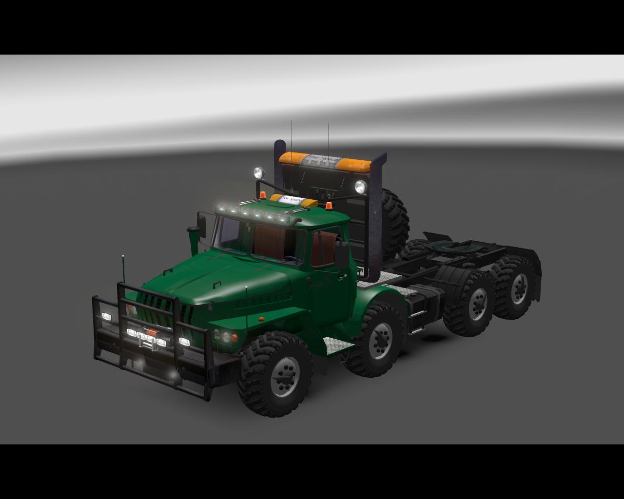Euro truck simulator пробная версия