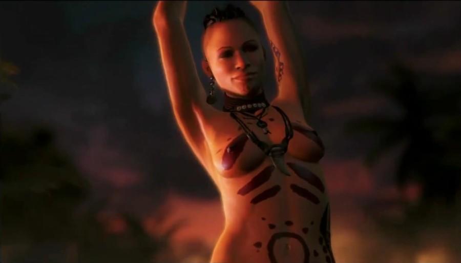 Порно сцены из far cry 3