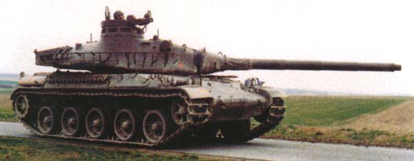 AMX-30B2 Brennus 1/35 Tiger model Amx30_4