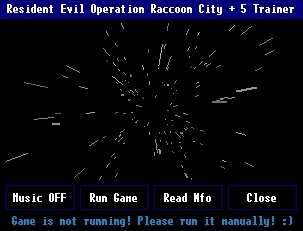 1Resident Evil Raccoon City Trainer
