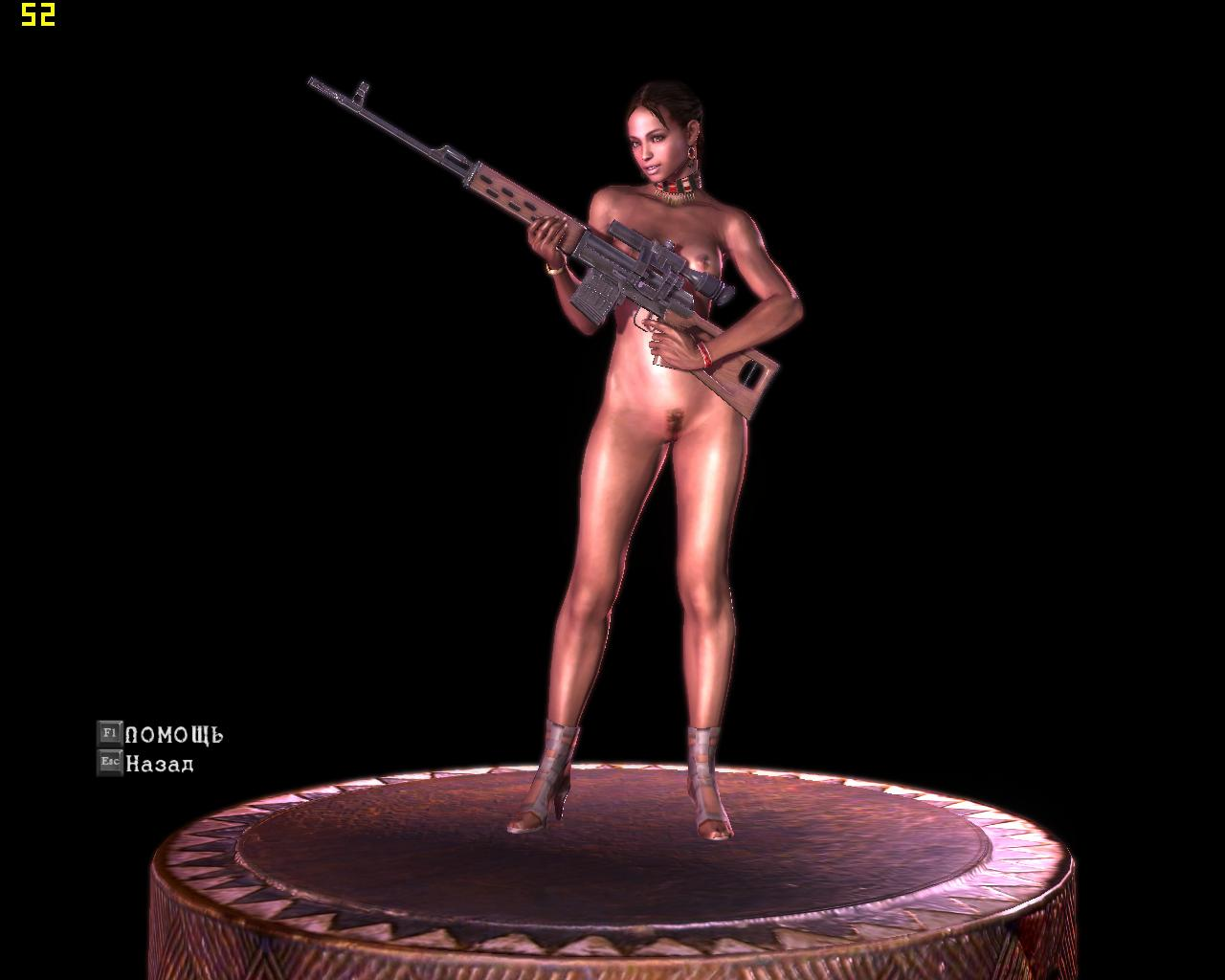 Resident evil 5 naked cartoons erotic clips