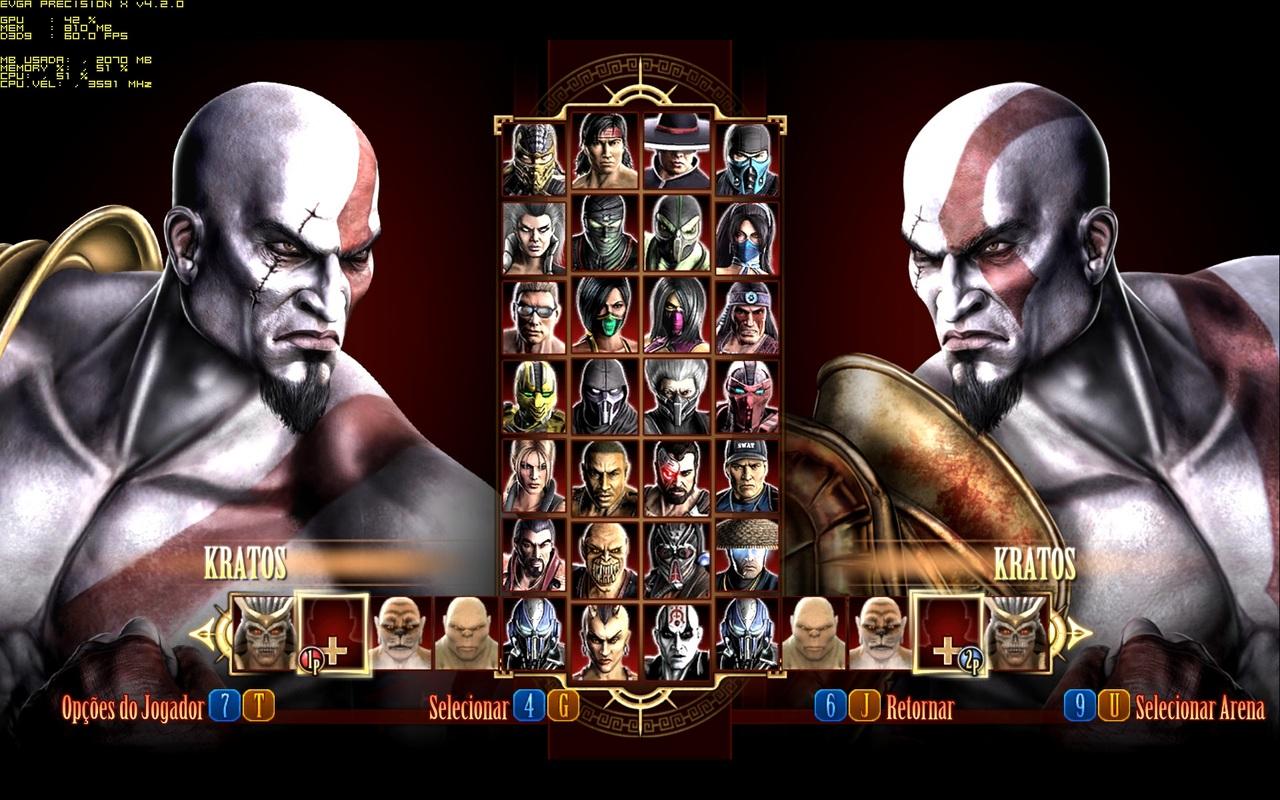 Моды Mortal Kombat Komplete Edition Скачать