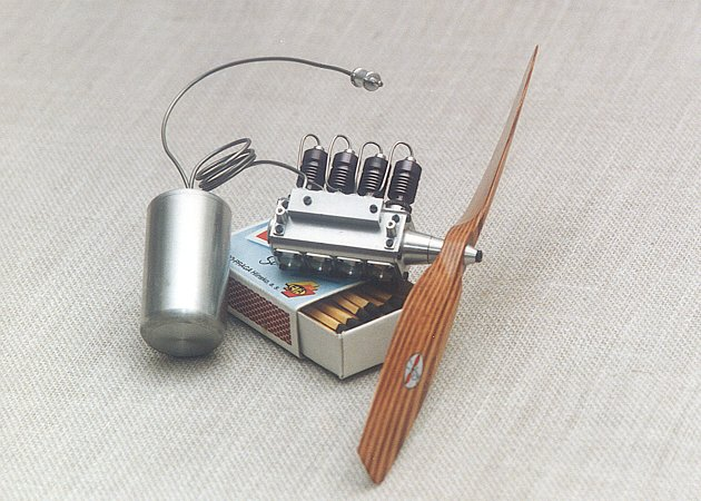 Модель электродвигателя своими руками