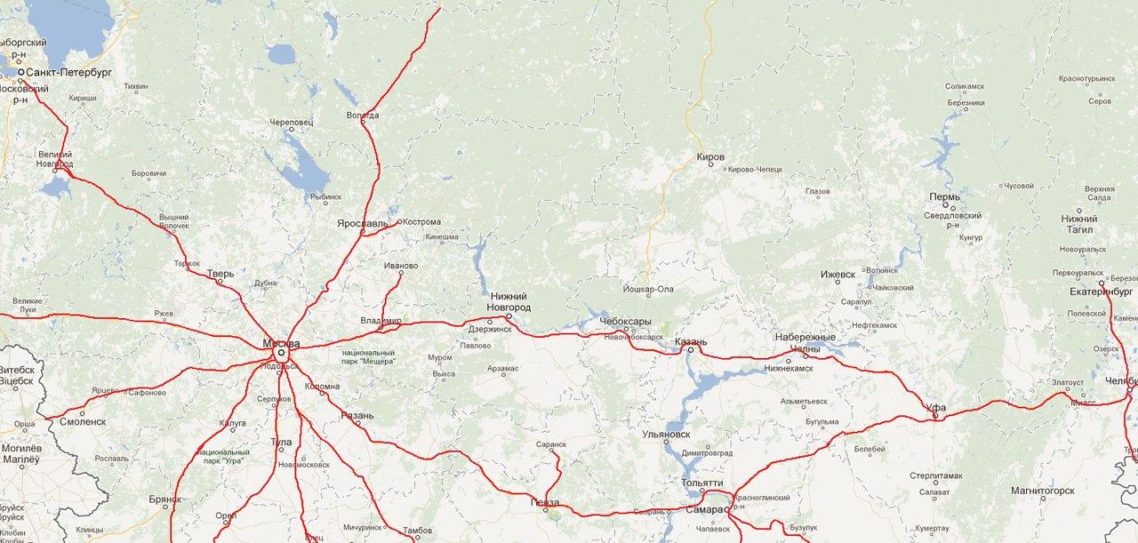 Мод На Евро Трек Симулятор 2 Карта России