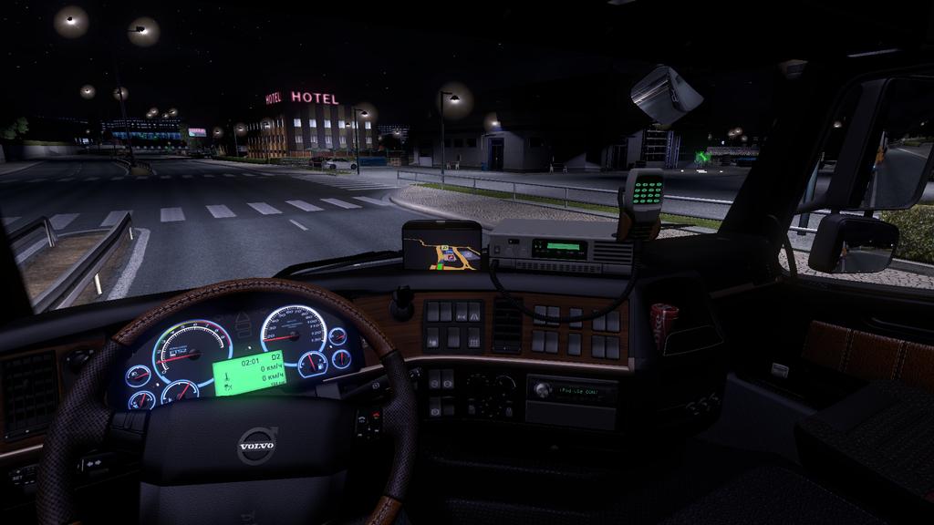 Руль своими руками для euro truck simulator 2 497