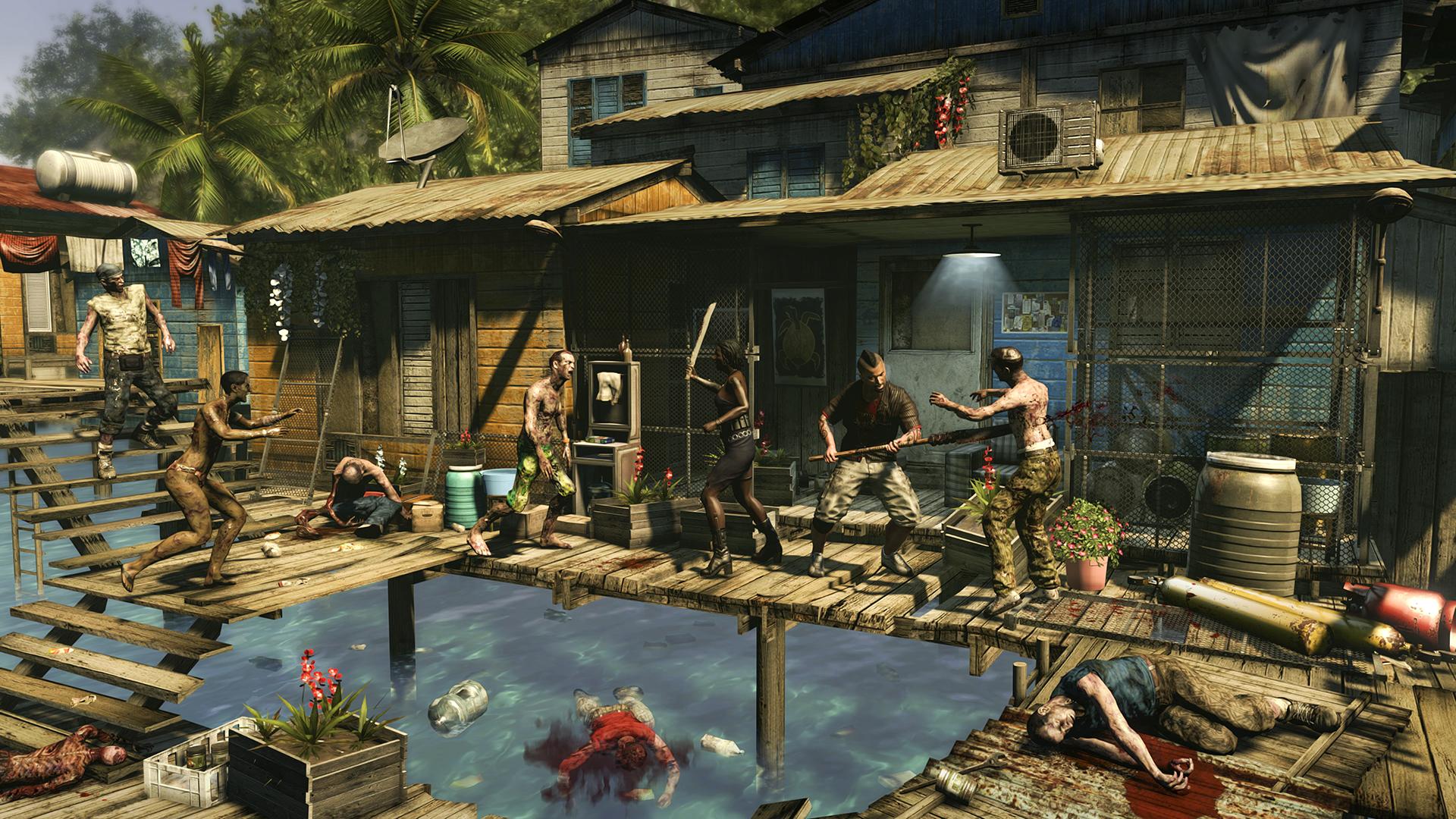 Dead island riptide с модами скачать
