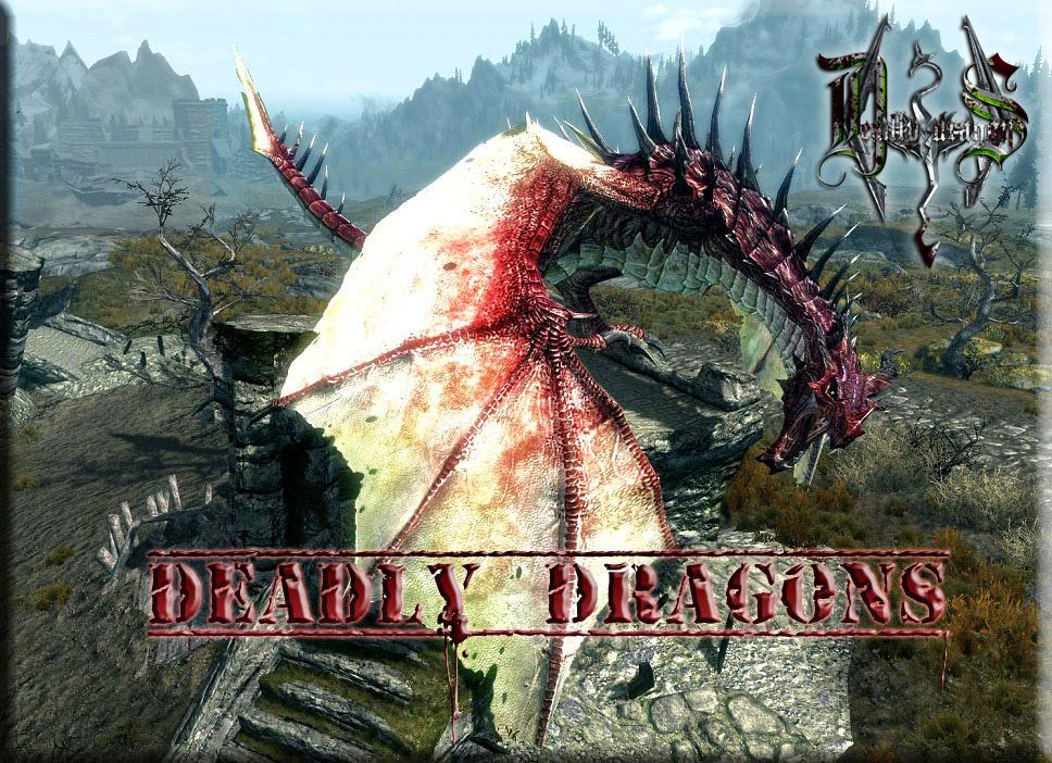 скачать мод на скайрим на своего дракона - фото 11