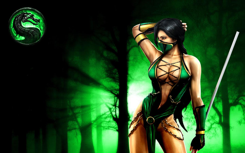 Mortal kombat jade porn images