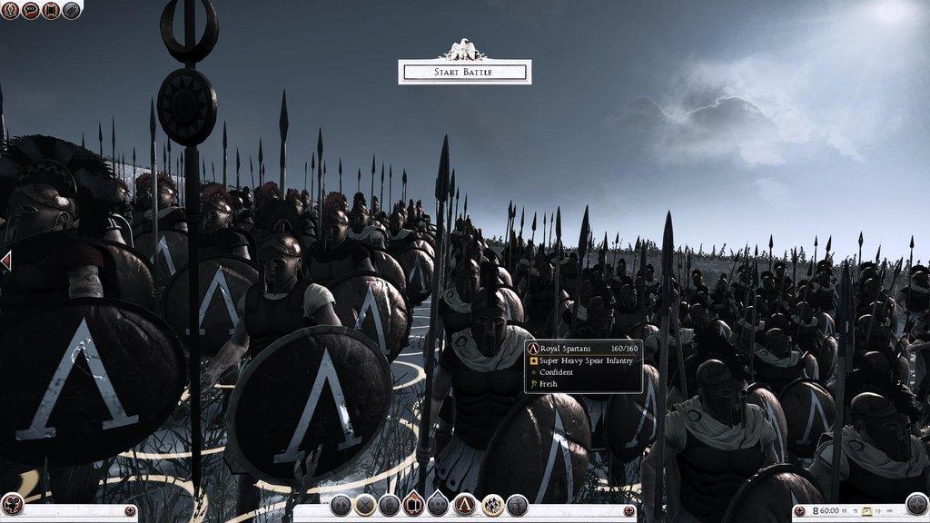 Rome Total War 2 мод мирмидонцы скачать - фото 10