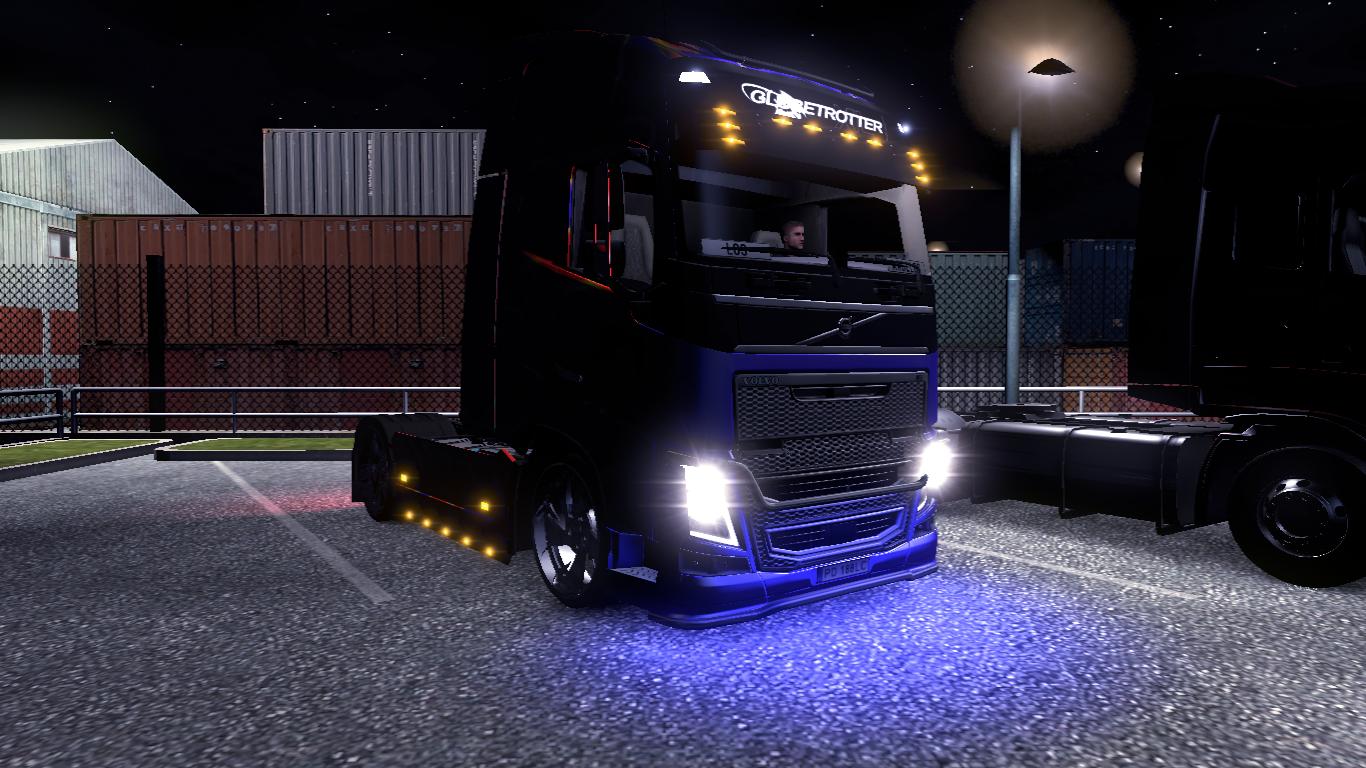 Как сделать свой грузовик в етс 2 108