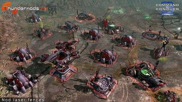 Скачать мод Command Conquer 3 Tiberium Wars