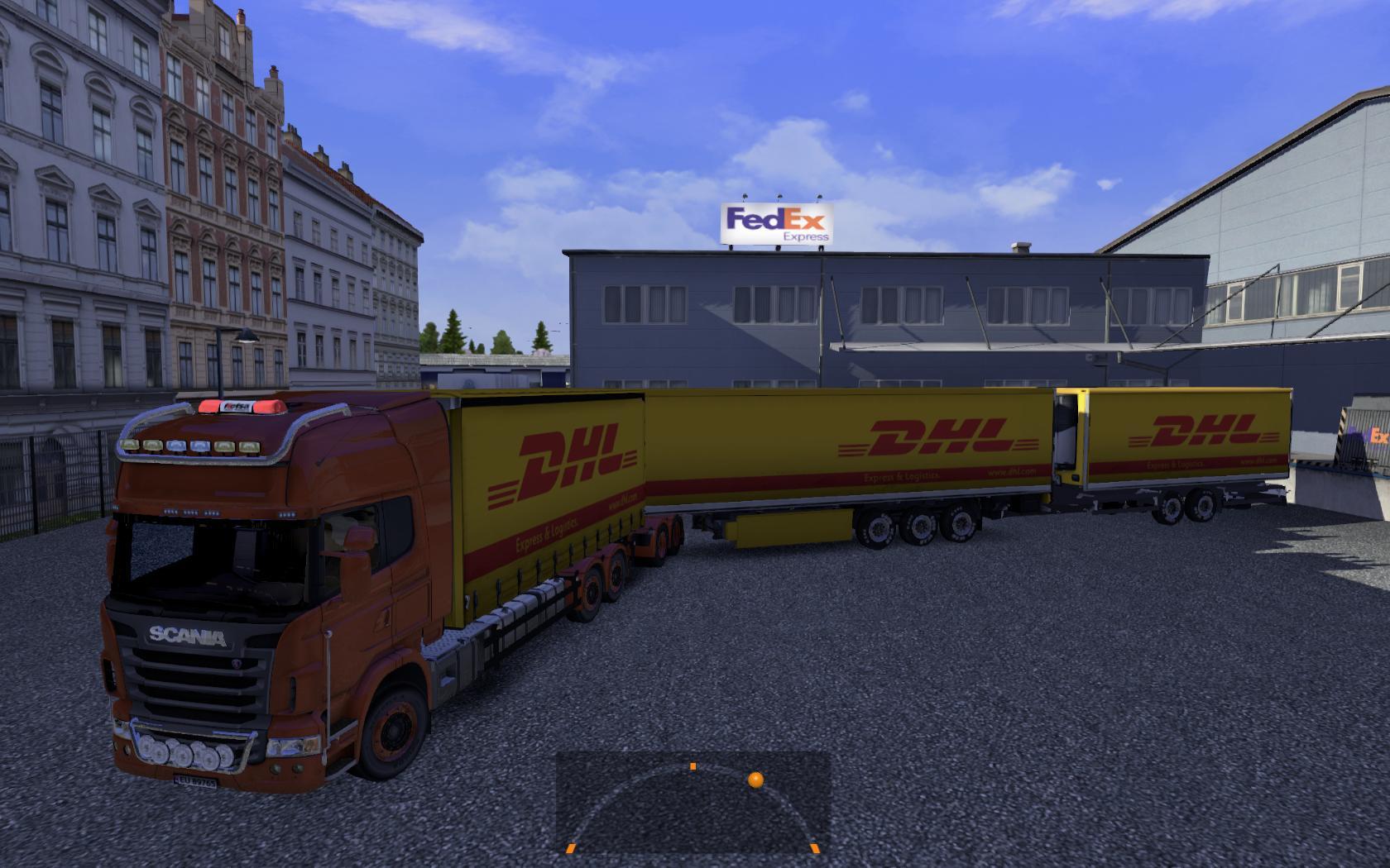 Euro Truck Simulator 2 моды Scania