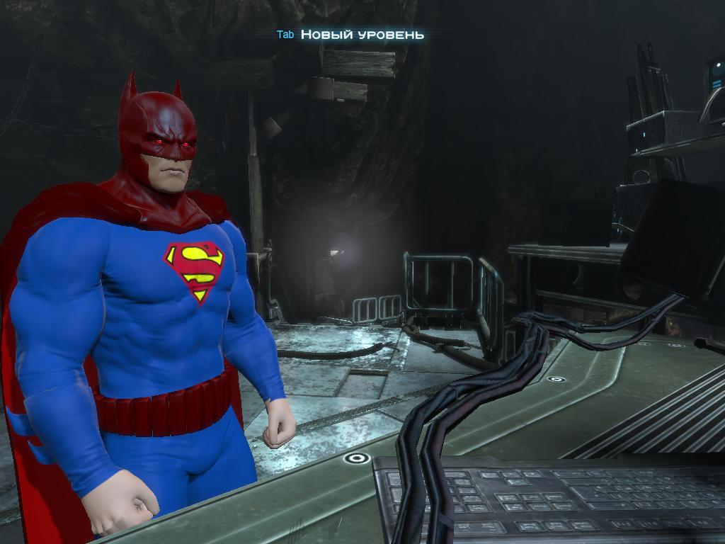 Скачать мод на бэтмена