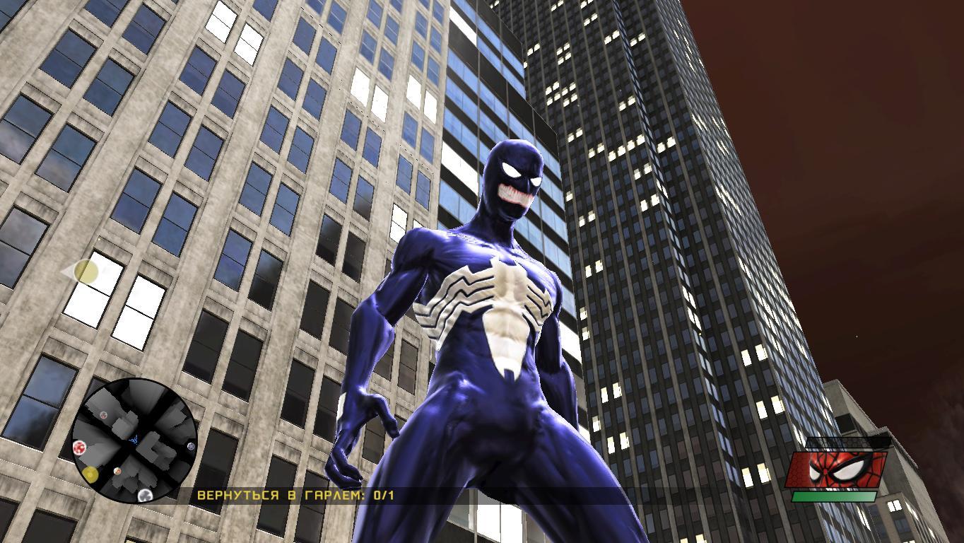 Человекпаук играть онлайн бесплатно  все части игры