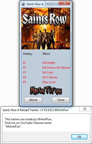 скачать трейнер для Saints Row 2 - фото 2