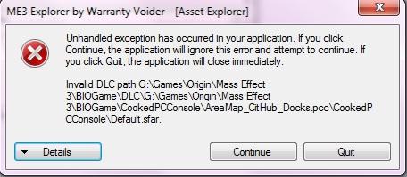 Форумы / Mass Effect 3 / Технические вопросы / ME3 Explorer