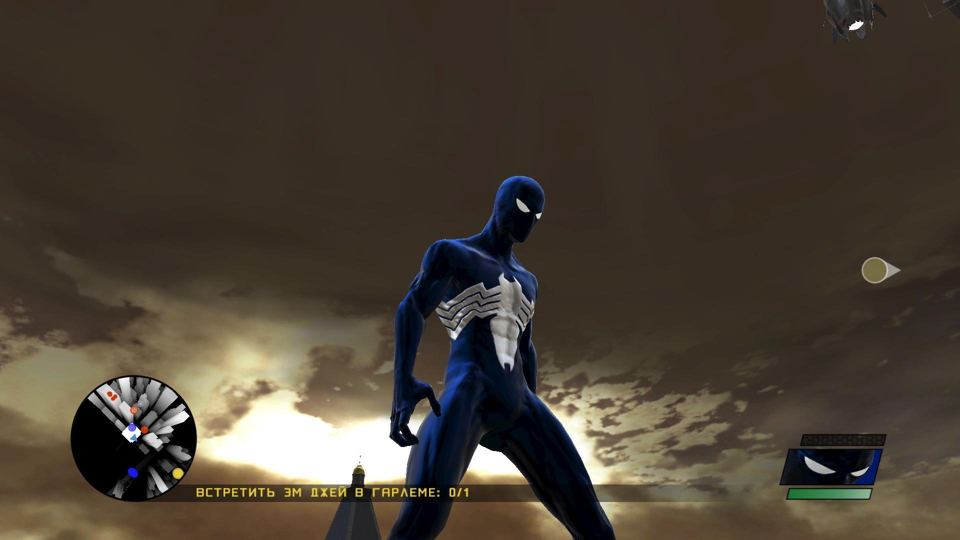 Как Изменить Костюм Черный Spider Man Web