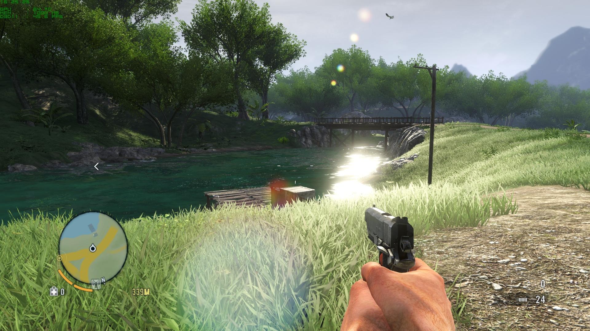 Far cry 4. Графика. Руководство по настройкам. Тестирование.