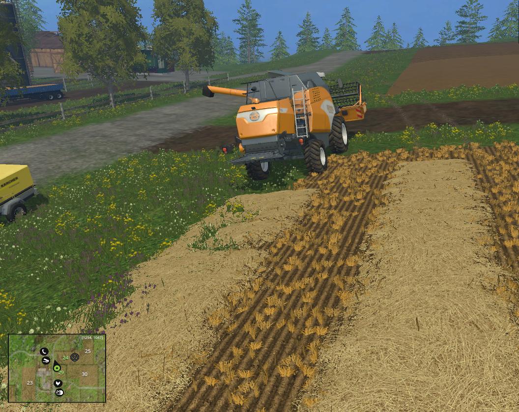 Сколько растет пшеница в farming simulator 2018