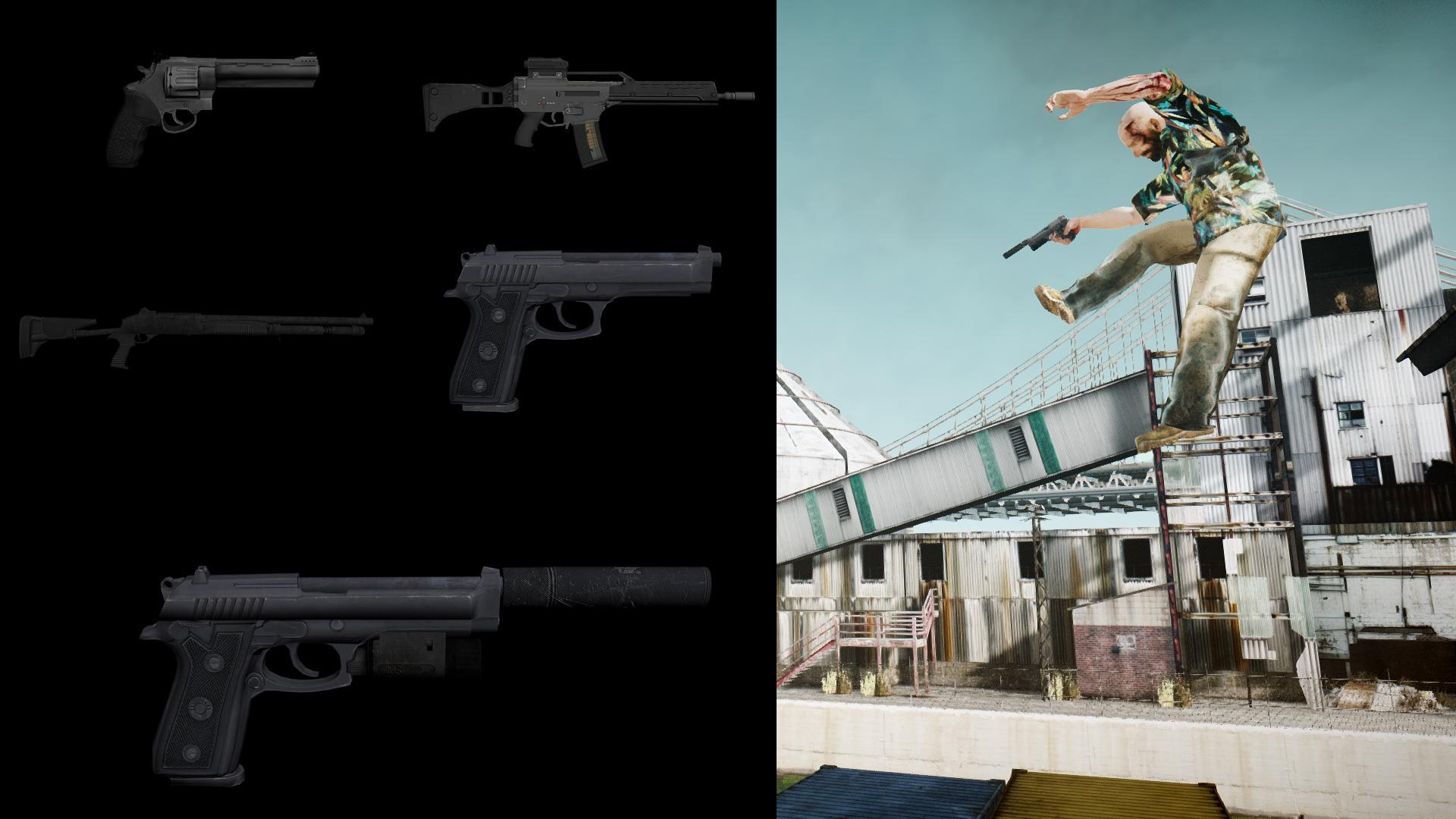 Max Payne 3 Русификатор Звука