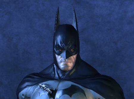 Batman arkham city vip