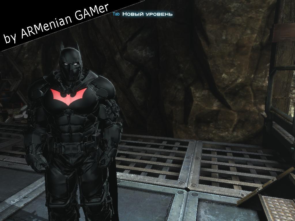 Скачать мод batman arkham origins