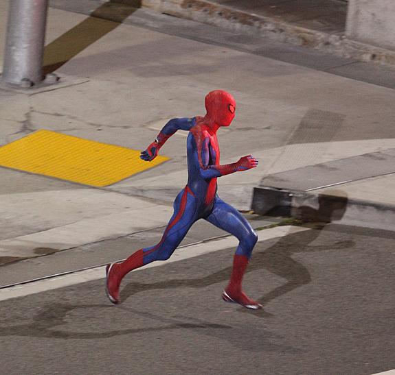 Большая порция фото со съемок нового Человека-паука - Блоги - блоги геймеров, игровые блоги, создать блог, вести блог про игры