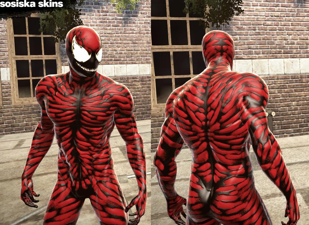 скачать скин на игру новый человек паук 2 - фото 7