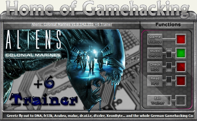 Aliens colonial marines читы коды