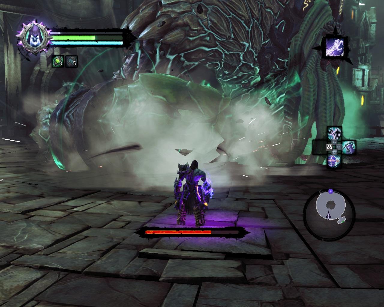 Darksiders 2 сохранения после города мертвых game